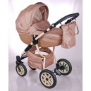 Детская коляска SWEET BABY CRYSTAL 2 в 1